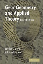 9780521815178: Gear Geometry and Applied Theory