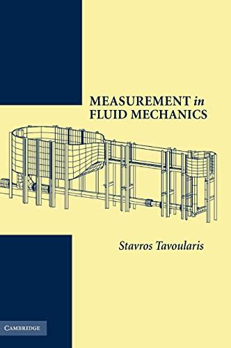 9780521815185: Measurement in Fluid Mechanics