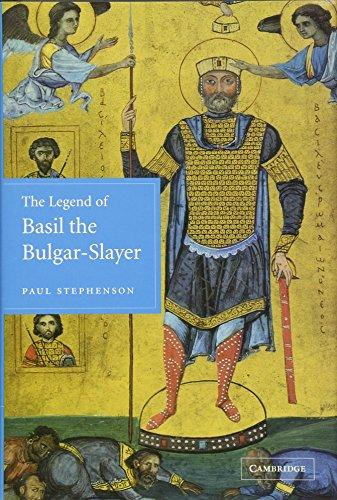 9780521815307: The Legend of Basil the Bulgar-Slayer