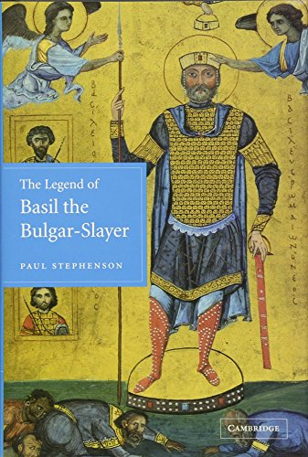 9780521815307: The Legend of Basil the Bulgar-Slayer