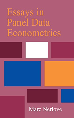 9780521815345: Essays in Panel Data Econometrics