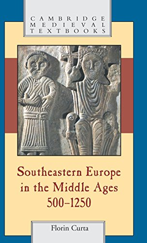 9780521815390: Southeastern Europe in the Middle Ages, 500-1250 (Cambridge Medieval Textbooks)