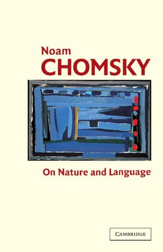 9780521815482: On Nature and Language