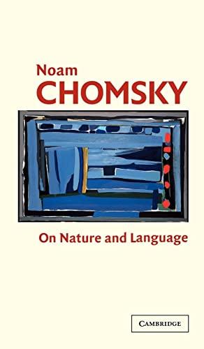 9780521815482: On Nature and Language Hardback