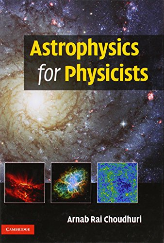 9780521815536: Astrophysics for Physicists