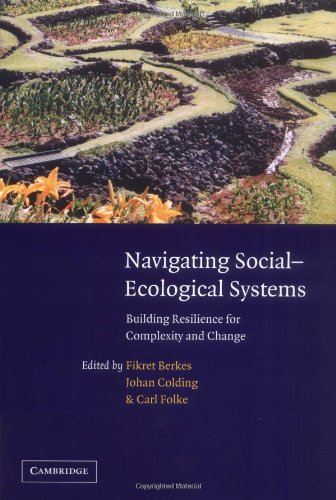 9780521815925: Navigating Social-Ecological Systems: Building Resilience for Complexity and Change