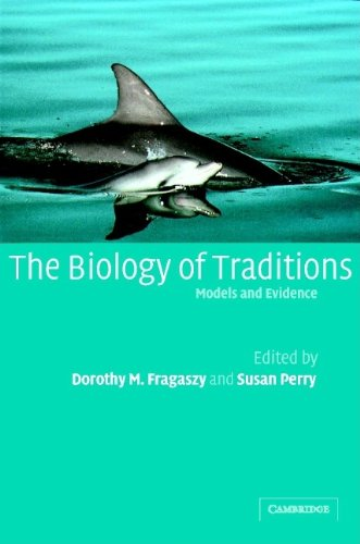 9780521815970: The Biology of Traditions: Models and Evidence
