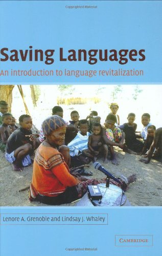 9780521816212: Saving Languages Hardback: An Introduction to Language Revitalization