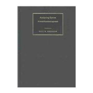 9780521816236: Analyzing Syntax: A Lexical-Functional Approach (Cambridge Textbooks in Linguistics)