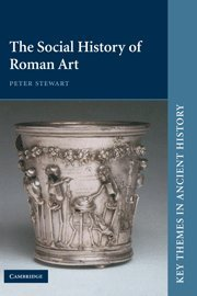 9780521816328: The Social History of Roman Art Hardback (Key Themes in Ancient History)