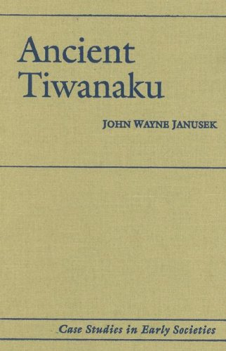 9780521816359: Ancient Tiwanaku