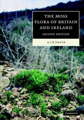 9780521816403: The Moss Flora of Britain and Ireland