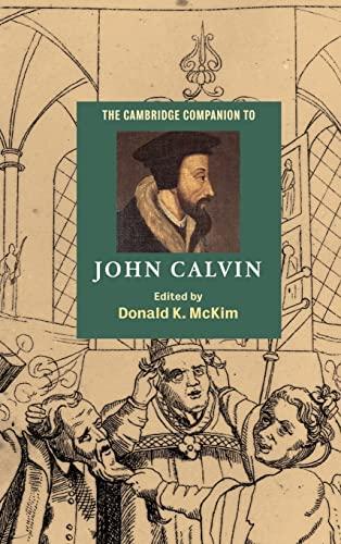 9780521816472: The Cambridge Companion to John Calvin (Cambridge Companions to Religion)