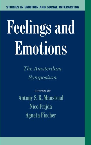 9780521816526: Feelings and Emotions: The Amsterdam Symposium (Studies in Emotion and Social Interaction)