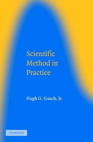 9780521816892: Scientific Method in Practice
