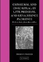 Cathedral and Civic Ritual in Late Medieval: Marica S. Tacconi