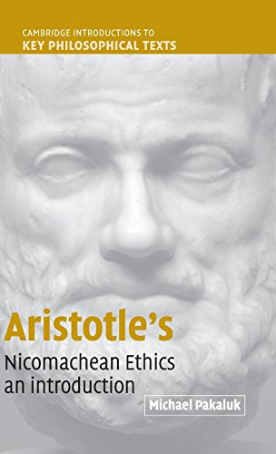9780521817424: Aristotle's Nicomachean Ethics: An Introduction (Cambridge Introductions to Key Philosophical Texts)