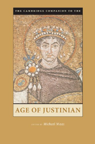 9780521817462: The Cambridge Companion to the Age of Justinian (Cambridge Companions to the Ancient World)