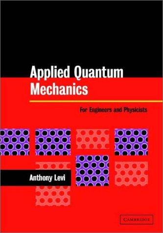 9780521817653: Applied Quantum Mechanics