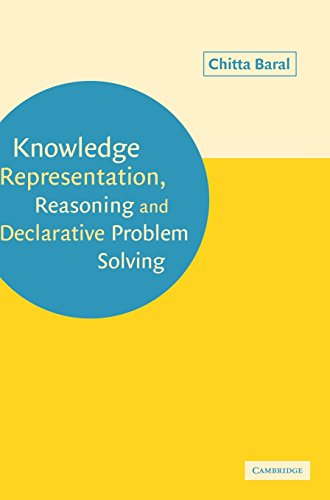 9780521818025: Knowledge Representation, Reasoning and Declarative Problem Solving