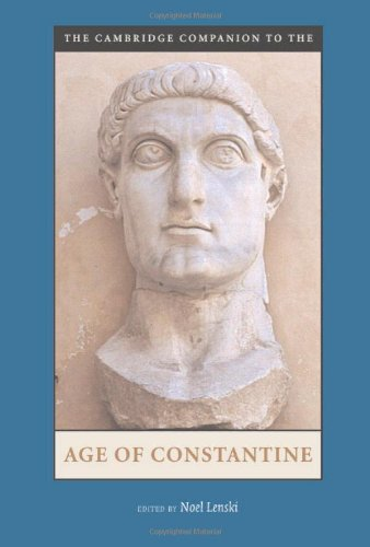 9780521818384: The Cambridge Companion to the Age of Constantine