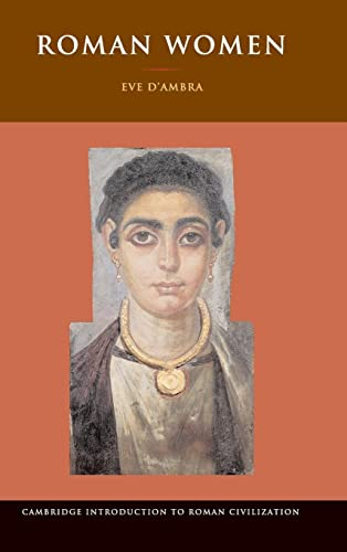 9780521818391: Roman Women (Cambridge Introduction to Roman Civilization)