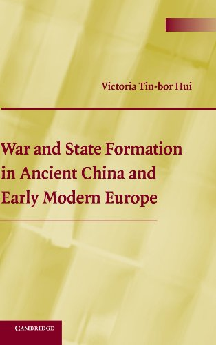 9780521819725: War and State Formation in Ancient China and Early Modern Europe