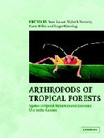 9780521820004: Arthropods of Tropical Forests: Spatio-Temporal Dynamics and Resource Use in the Canopy