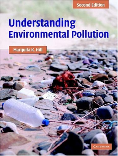9780521820240: Understanding Environmental Pollution: A Primer