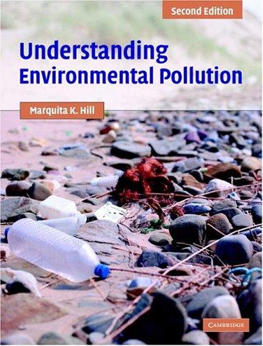 9780521820240: Understanding Environmental Pollution: A Primer