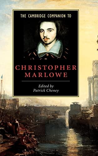 9780521820349: The Cambridge Companion to Christopher Marlowe Hardback (Cambridge Companions to Literature)