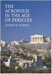 9780521820400: The Acropolis in the Age of Pericles Hardback with CD-ROM