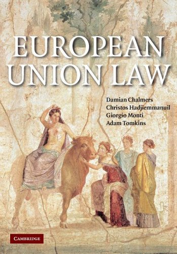 9780521820417: European Union Law: Text and Materials