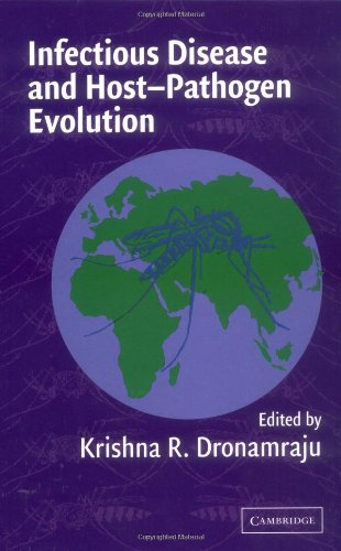 9780521820660: Infectious Disease and Host-Pathogen Evolution