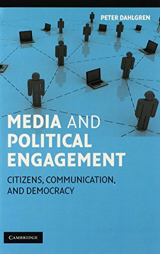 9780521821018: Media and Political Engagement: Citizens, Communication and Democracy