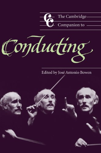 9780521821087: The Cambridge Companion to Conducting (Cambridge Companions to Music)