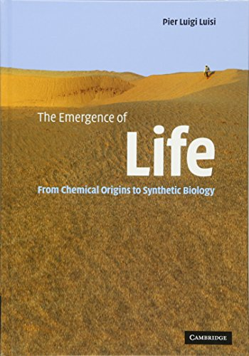 9780521821179: The Emergence of Life: From Chemical Origins to Synthetic Biology