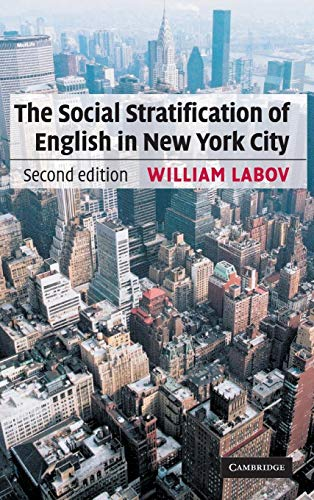 9780521821223: The Social Stratification of English in New York City
