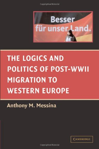 9780521821346: The Logics and Politics of Post-WWII Migration to Western Europe