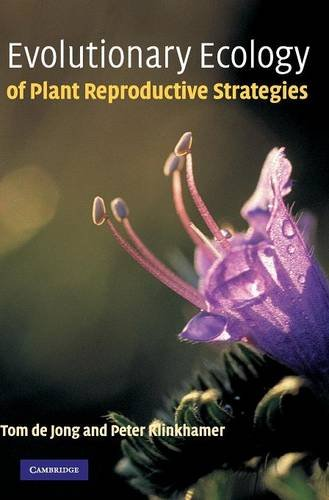 9780521821421: Evolutionary Ecology of Plant Reproductive Strategies