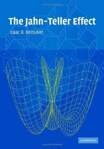 9780521822121: The Jahn-Teller Effect Hardback