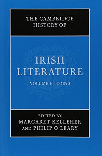 9780521822220: The Cambridge History of Irish Literature: Volume 1