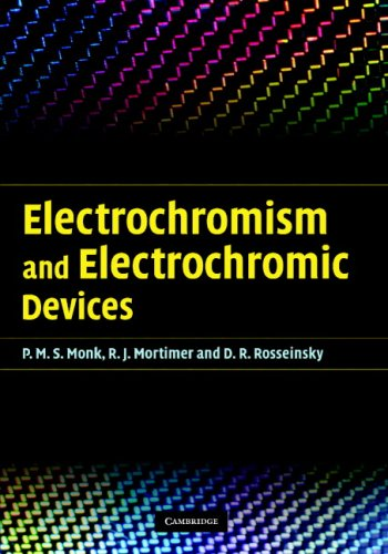 9780521822695: Electrochromism and Electrochromic Devices