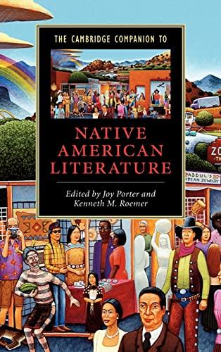 9780521822831: The Cambridge Companion to Native American Literature (Cambridge Companions to Literature)