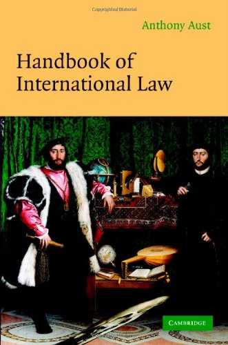 9780521823494: Handbook of International Law