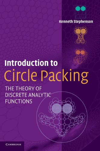9780521823562: Introduction to Circle Packing: The Theory of Discrete Analytic Functions