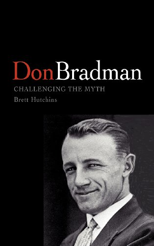 9780521823845: Don Bradman: Challenging the Myth