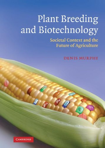 9780521823890: Plant Breeding and Biotechnology: Societal Context and the Future of Agriculture