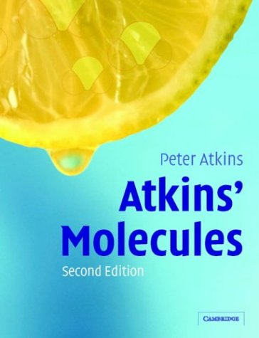 9780521823975: Atkins' Molecules