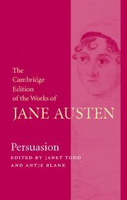 9780521824187: Persuasion (The Cambridge Edition of the Works of Jane Austen)